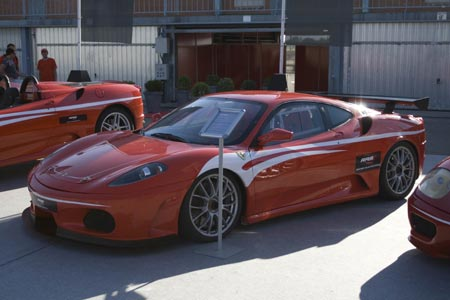 Diariomotor en el Ferrari Challenge del Circuito del Jarama