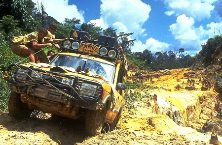 Discovery Camel Trophy