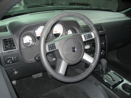 Dodge Challenger SRT8, fotos de la presentación en Chicago