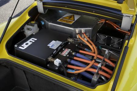 Dodge EV, un prototipo de coupé eléctrico