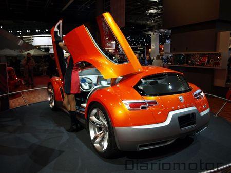 2008 Dodge Zeo Concept. Por otro lado el Dodge Zeo