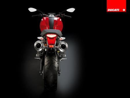 Ducati Monster 2008