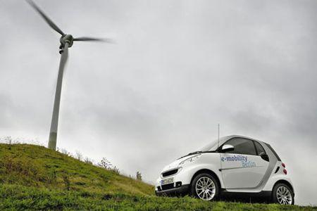 e-mobility Berlin, reflexión sobre los eléctricos