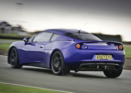Lotus Evora SC, 350 CV y un compresor para 2011
