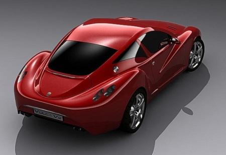 Vulca V12, nuevo modelo de Faralli & Mazzanti