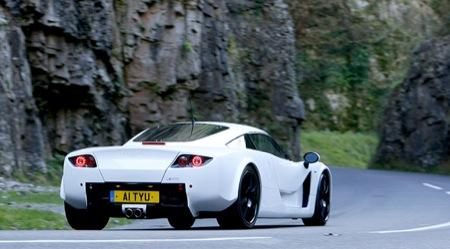 Farbio GTS S400 Track Day Car