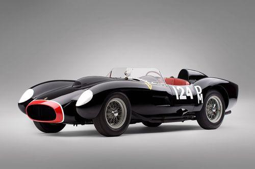Ferrari 250 Testa Rossa, fantástico clásico de 1957 a subasta