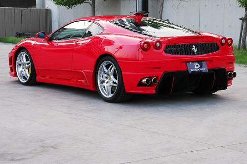 Iding Power Ferrari F460GT