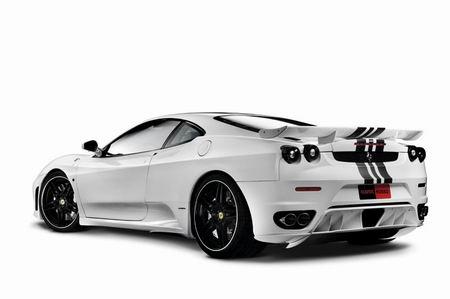 Ferrari F430 al estilo de Novitec