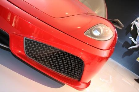 Fotos del Ferrari F430 Scuderia en Frankfurt