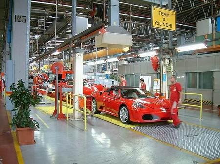 Galer 237 A De Im 225 Genes De Una F 225 Brica De Ferrari Diariomotor