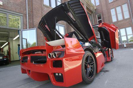 Ferrari FXX, versión de calle por edo Competition