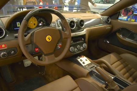 Ferrari 599 GTB Fiorano Salon de Vigo
