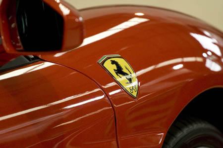 Ferrari F430 Fiorano Salon de Vigo