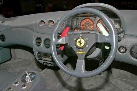 Ferrari FX del Sultán de Brunei
