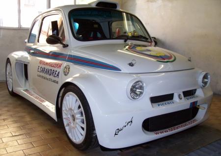 Fiat 500 Tuning: Maxi Y Versión Esteroides