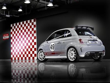 Fiat 500 Assetto Corse