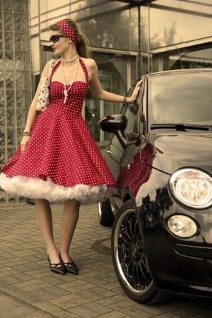Fiat 500 por H&R, de nuevo la pasión negra