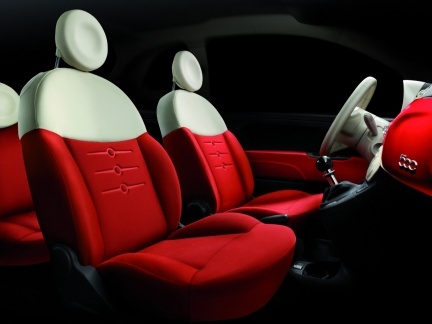 Fiat 500, fotos oficiales
