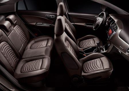Fiat Bravo 2007, imágenes oficiales