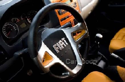 Fiat FCC, el coupe todoterreno italiano