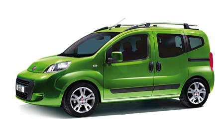Fiorino Qubo, una visión especial del comercial de Fiat