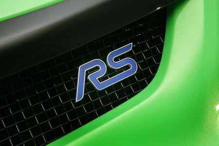 Imágenes oficiales y más información sobre el Ford Focus RS