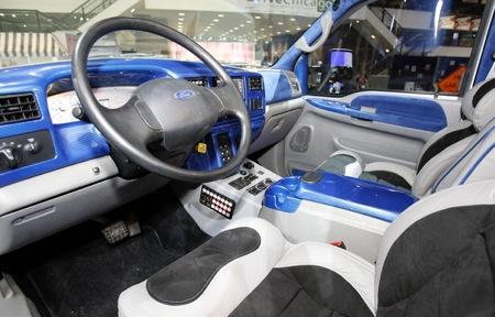 Alton F650 XUV, posiblemente el SUV más bruto del mundo