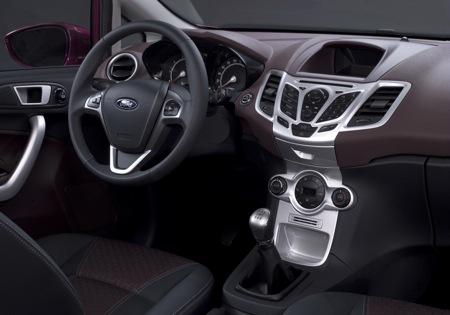 Ford Fiesta 2009, imágenes oficiales antes de Ginebra