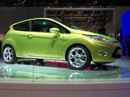 Ford Fiesta 2009, la renovación del utilitario en Ginebra