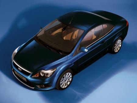 Ford Focus CC, lavado de cara para 2009