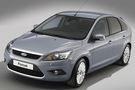 Ford on Ford Focus 2008  Ligero Lavado De Cara