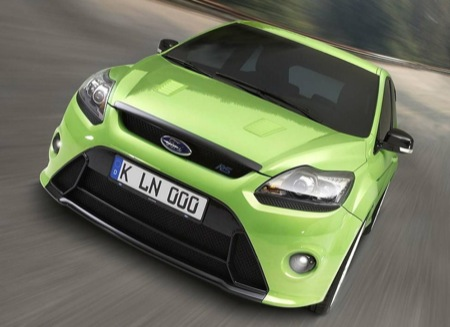 Ford Focus RS, posibles imágenes oficiales