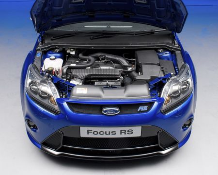 Ford Focus RS, imágenes del modelo de producción y dos vídeos