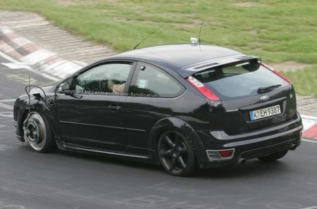 Nuevas fotos espía del Ford Focus RS