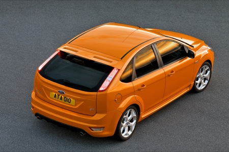 Ford Focus ST 2008 fotos oficiales