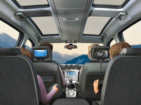 El Ford Galaxy 2006 llega al mercado