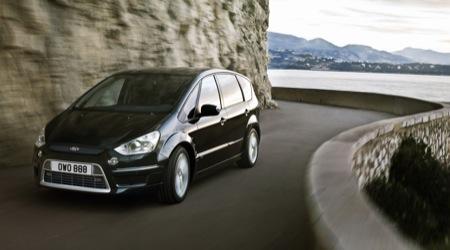 Ford Mondeo y S-Max, nuevas versiones Titanium S y motor TDCi de 175 Cv