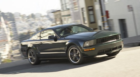Ford Mustang Bullit 2008, imágenes oficiales