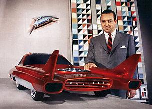 Ford Nucleon, proyecto olvidado de coche nuclear
