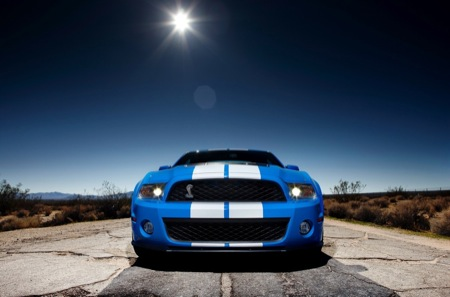 Ford Shelby GT500 Mustang 2010