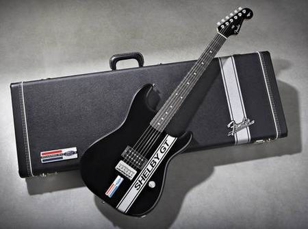 Ford Shelby GT Stratocaster