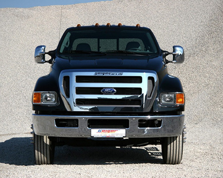 Geiger Cars Ford F650