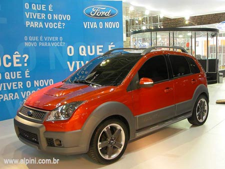 Ford Fiesta Trail Concept