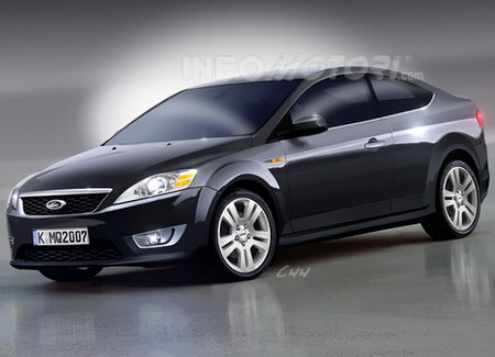 2009 Ford Focus Coupe Image