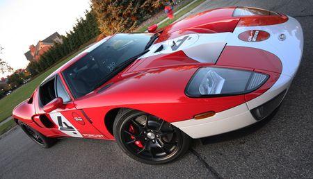 Heffner Performance & Camilo Pardo Ford GT Special Edition