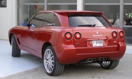 Fornasari RR 600