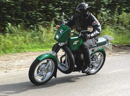 Greenfly LG Motorcycle