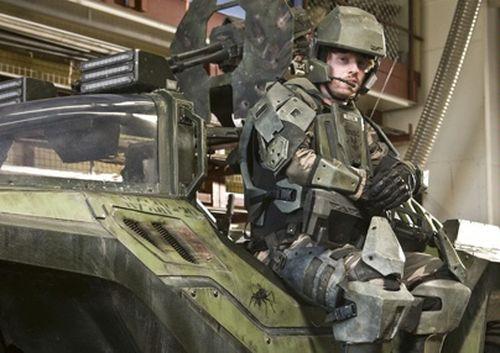 El Warthog del videojuego Halo da el paso al mundo real