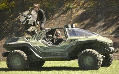 Real Life Halo Vehicles: El Warthog De Halo En La Vida Real